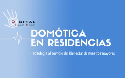 Domótica en residencias