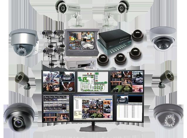 sistema de videovigilancia ip