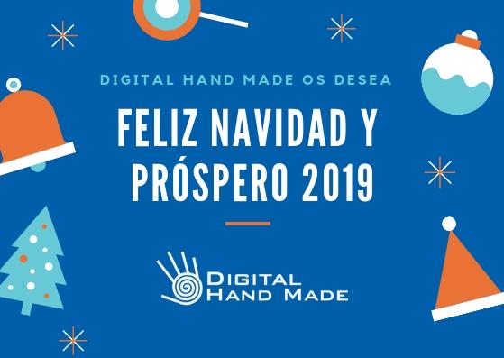 🎄 Feliz Navidad y próspero 2019 🎄