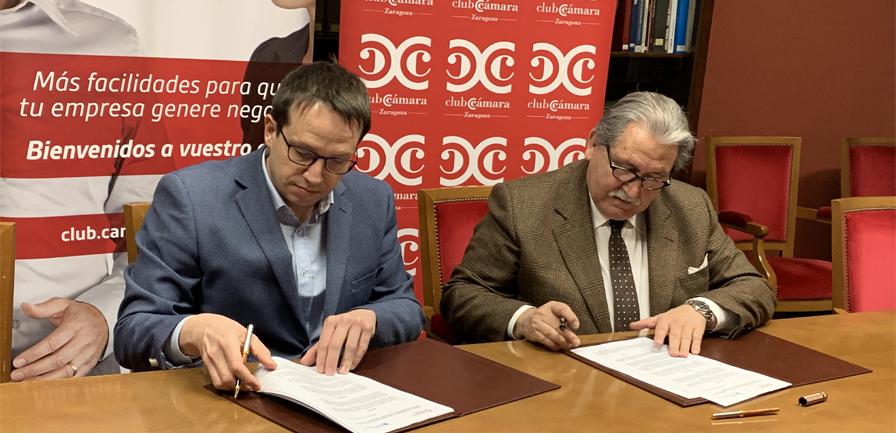 Digital HM se adhiere al Forum Plus de la Cámara de Zaragoza