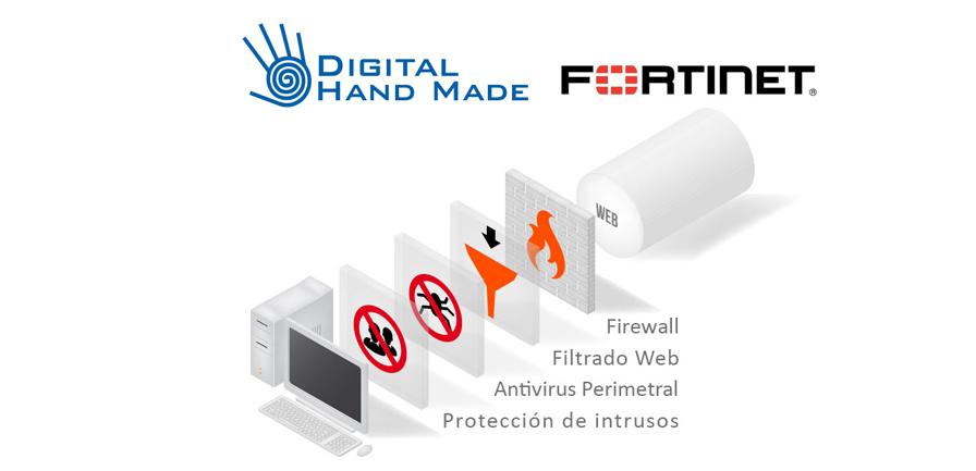 Ciberseguridad y Fortinet: Un binomio seguro.