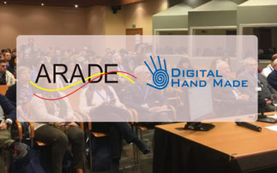 Digital Hand Made participará en la próxima Asamblea de ARADE