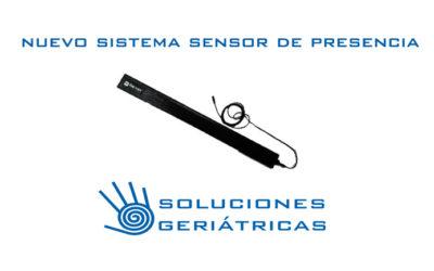 Nuevo sensor de cama inalámbrico en soluciones geriátricas