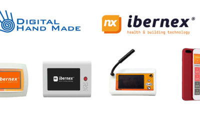 Nuevos dispositivos IP táctiles en control geriátrico