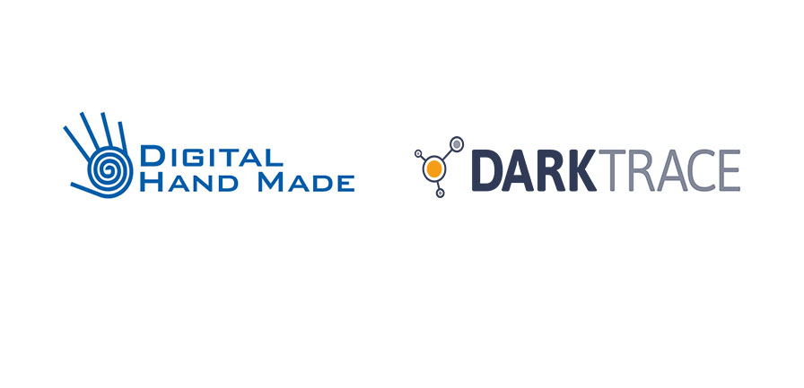 Acuerdo Darktrace y Digital Hand Made en ciberseguridad de empresas