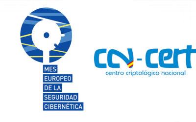 Octubre, mes Europeo de la ciberseguridad