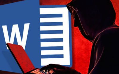 Repunte de infecciones en correo electronico por word