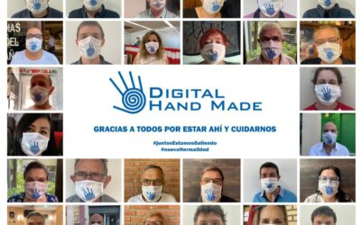 Digital Hand Made obtiene un crecimiento de un 45% en pleno trimestre de la pandemia