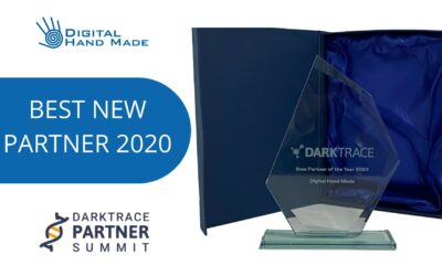 Reconocimiento internacional a Digital HM como Best New Partner Darktrace 2020